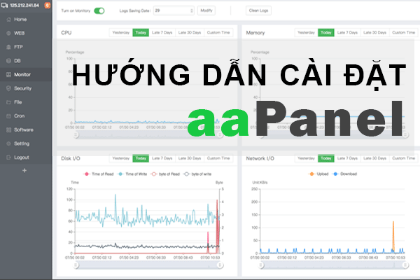 Huong Dan Cai Dat Aapanel Hosting